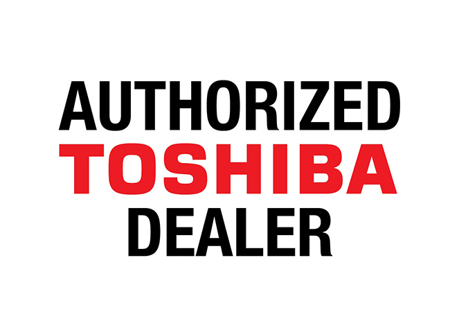 Authorized Toshiba Dealer